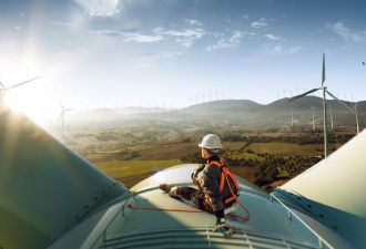 COVID-19 stimulus efforts can be geared toward scaling up renewable energy and the supporting grid infrastructure to meet decarbonization goals.
