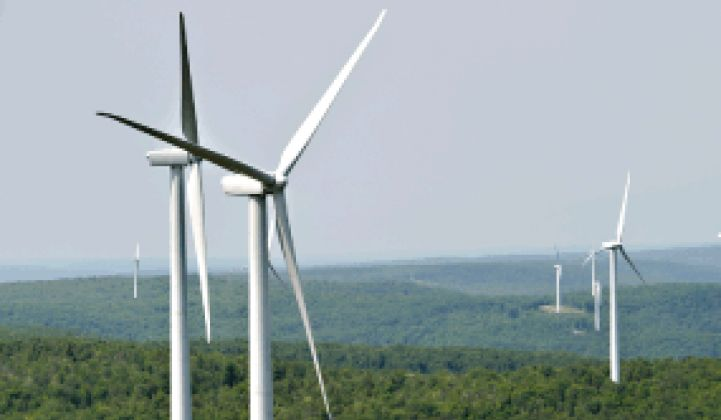 Wind Industry Calls for 6-Year Phaseout of PTC Subsidy