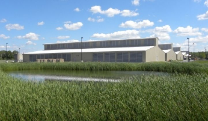 Yahoo Nears Perfection With Chicken Coop Data Center