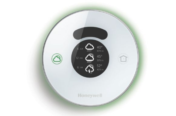 Honeywell's New Smart Thermostat Goes Back to Its Round