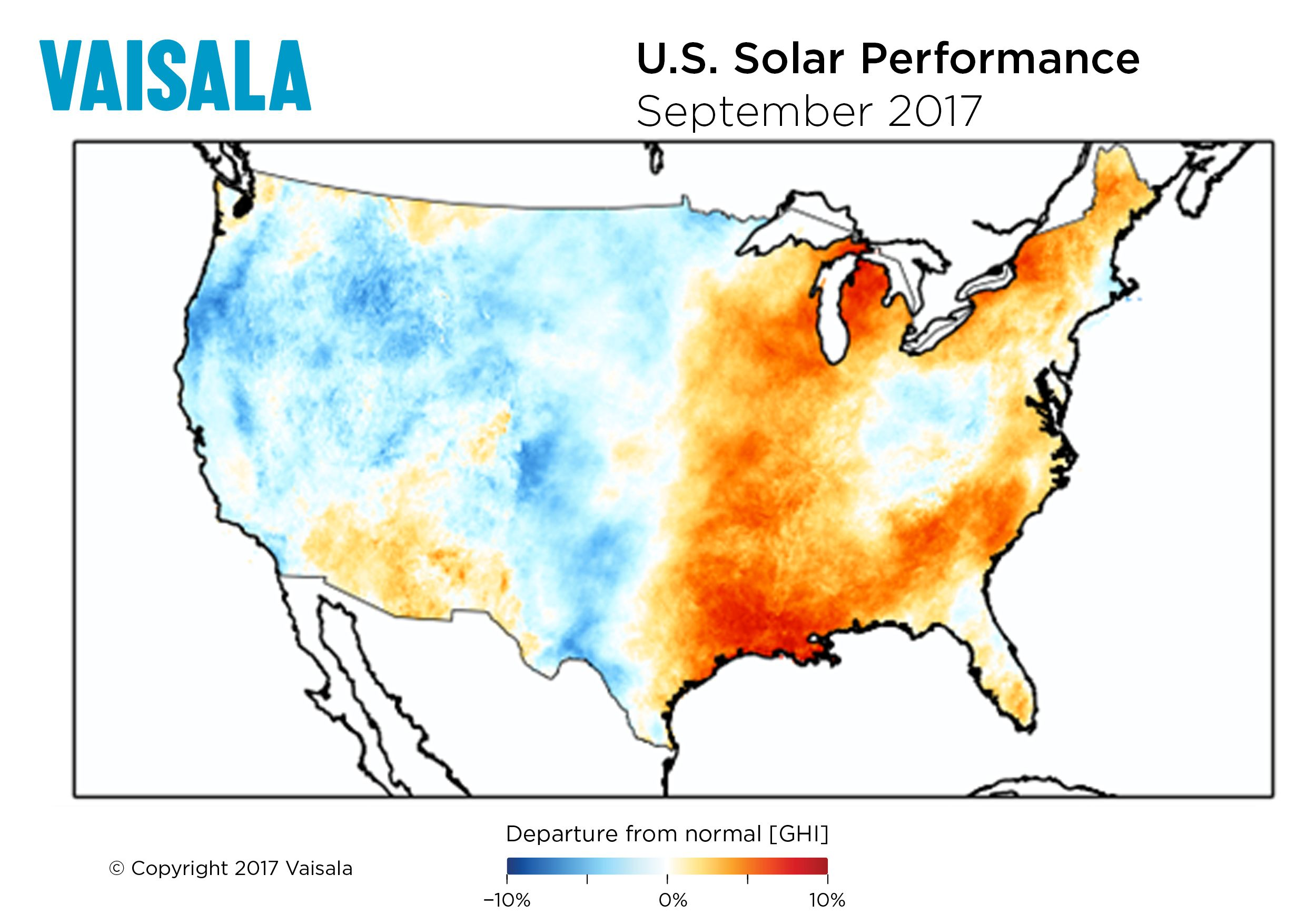 In Key Solar Markets, Fires and Hurricanes Caused a 5% Decline in ...