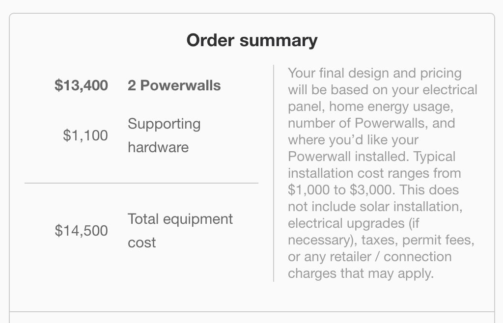 Tesla Battery Cost >> Tesla Hikes Powerwall Prices To Better Reflect Value