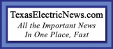 Texas Electric News Logo