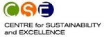 Centre for Sustainability and Excellence Logo