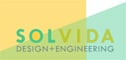 Solvida Design + Engineering Logo