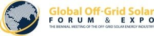 Global Off-Grid Solar Forum & Expo
