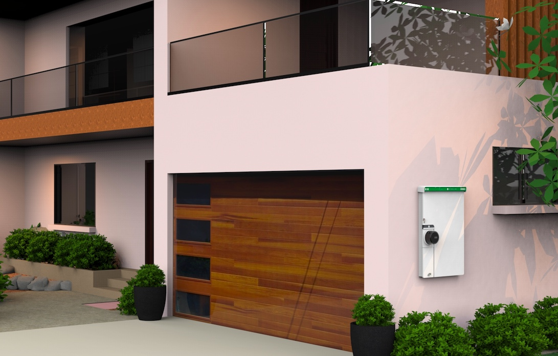 Schneider Electric Unveils the Energy Center for Distributed-Energy-Enabled Homes