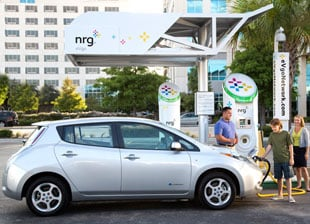 What's Behind NRG's Slow Rollout of EV Chargers in