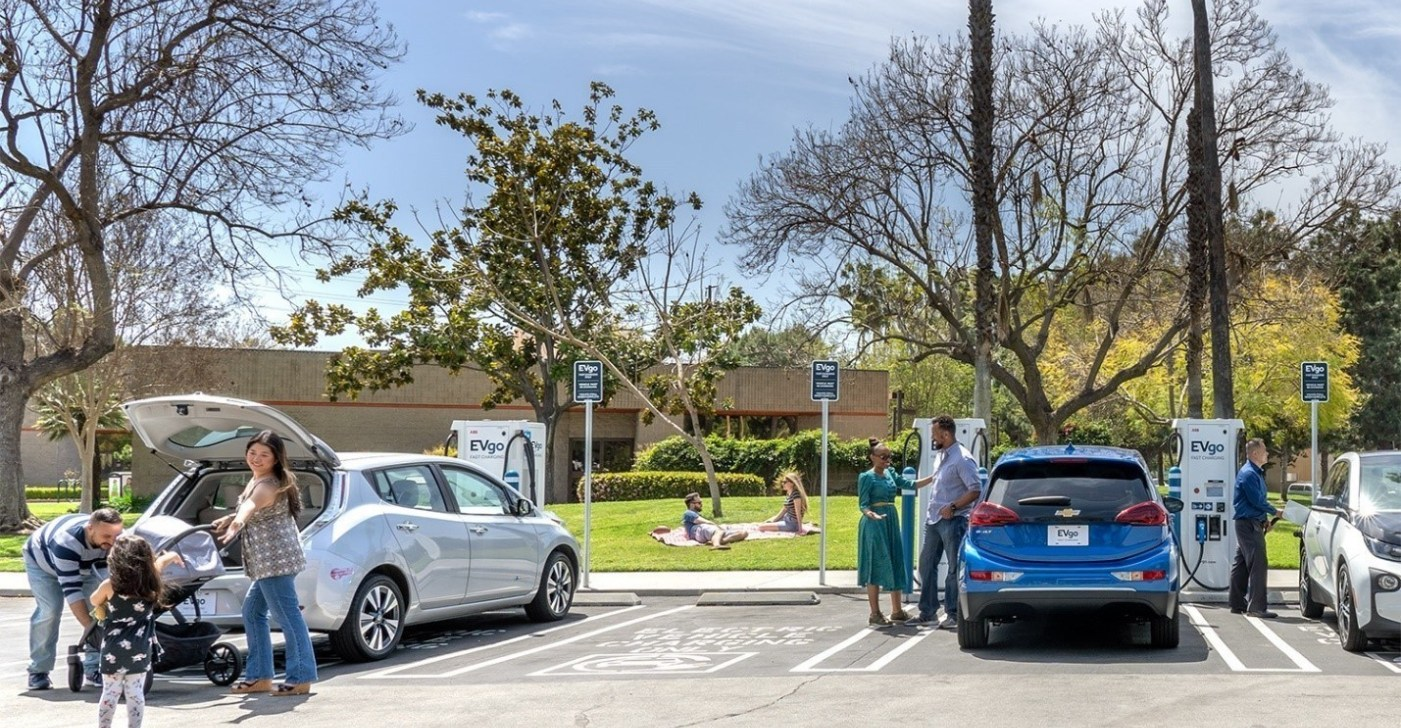 Getting the Rates Right for a Public EV Charging Build-Out