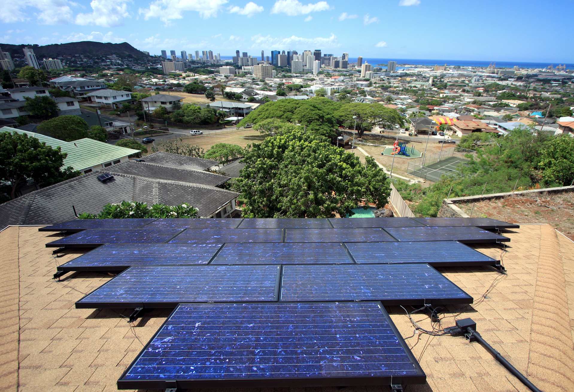 Hawaii Is Ahead of Schedule for Renewable Power Adoption