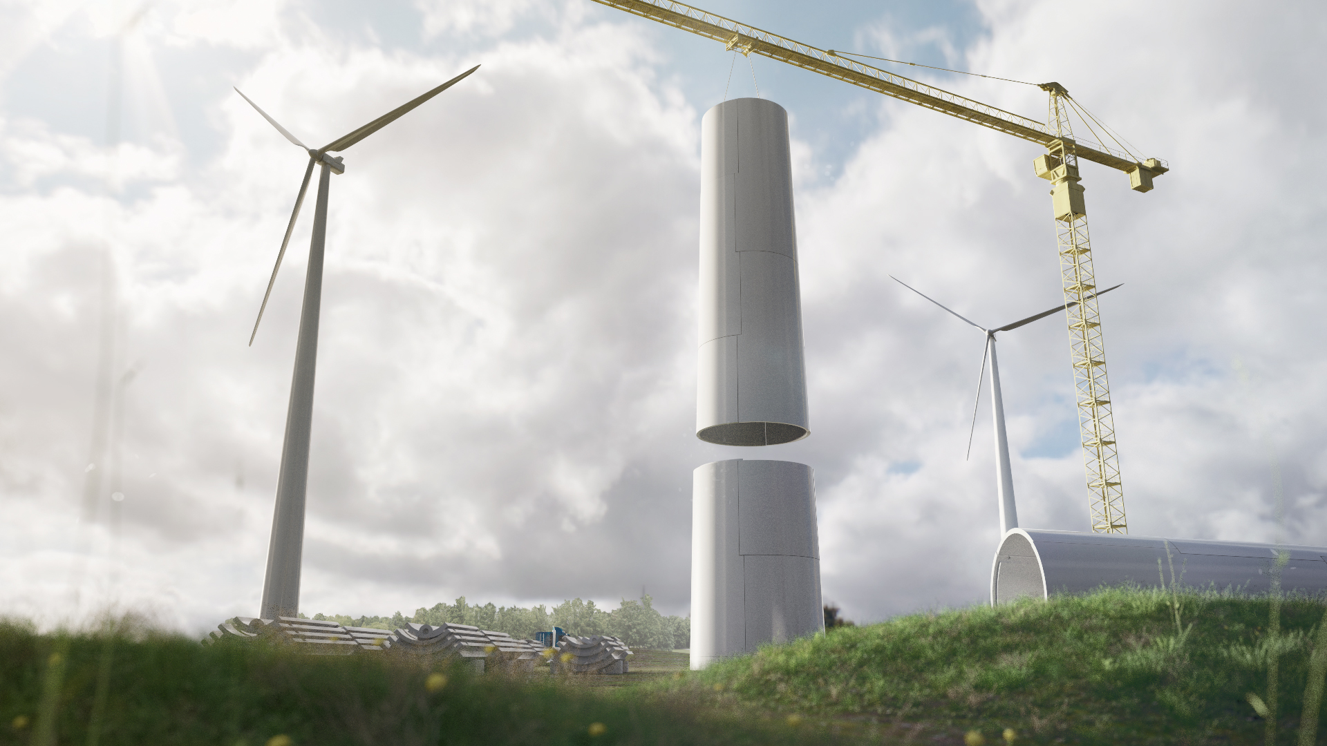 Vestas Ventures Makes First Investment With Stake in Wooden Tower Start-Up