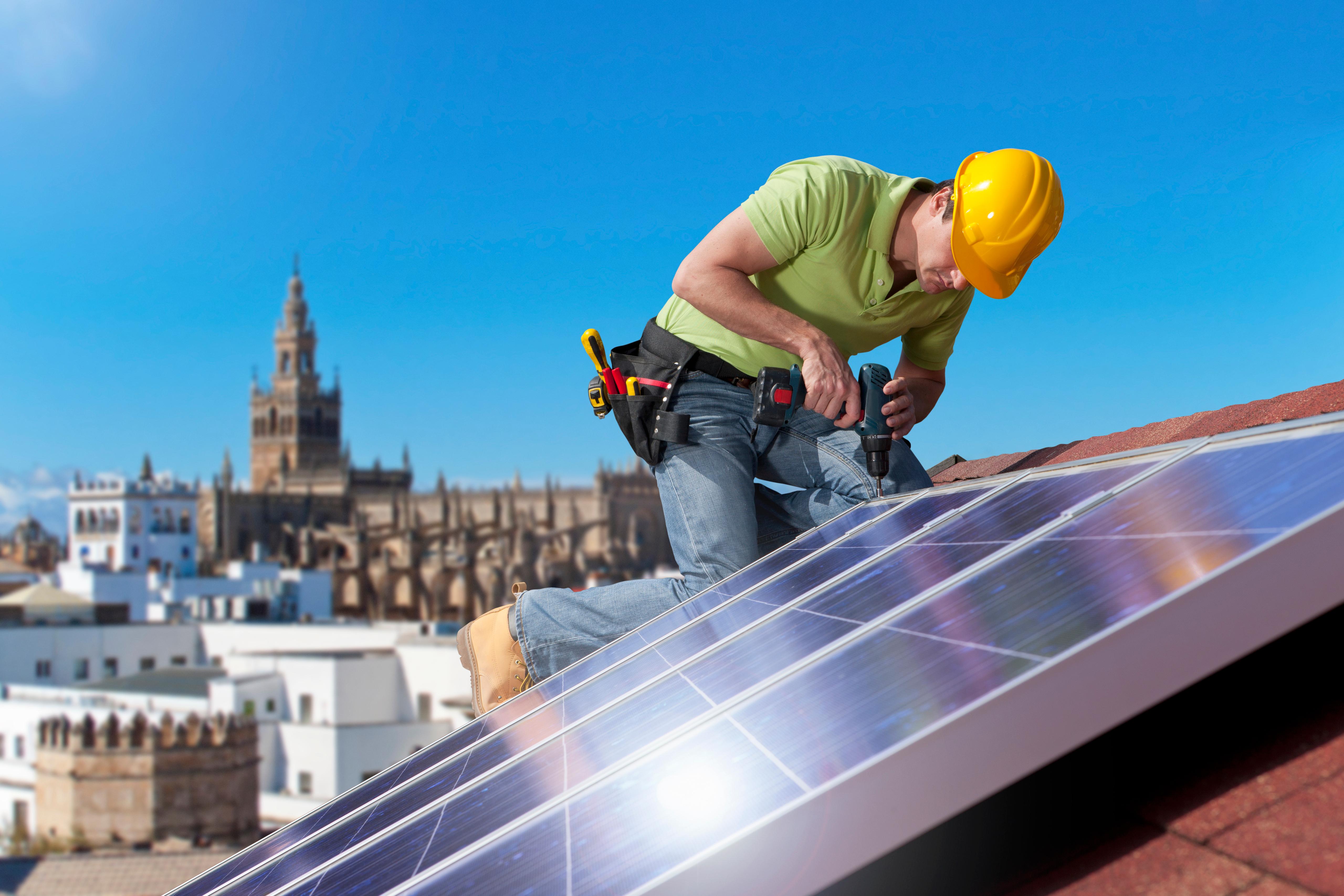 Telecom Firms Pile Into Spain's Renewable Energy Market